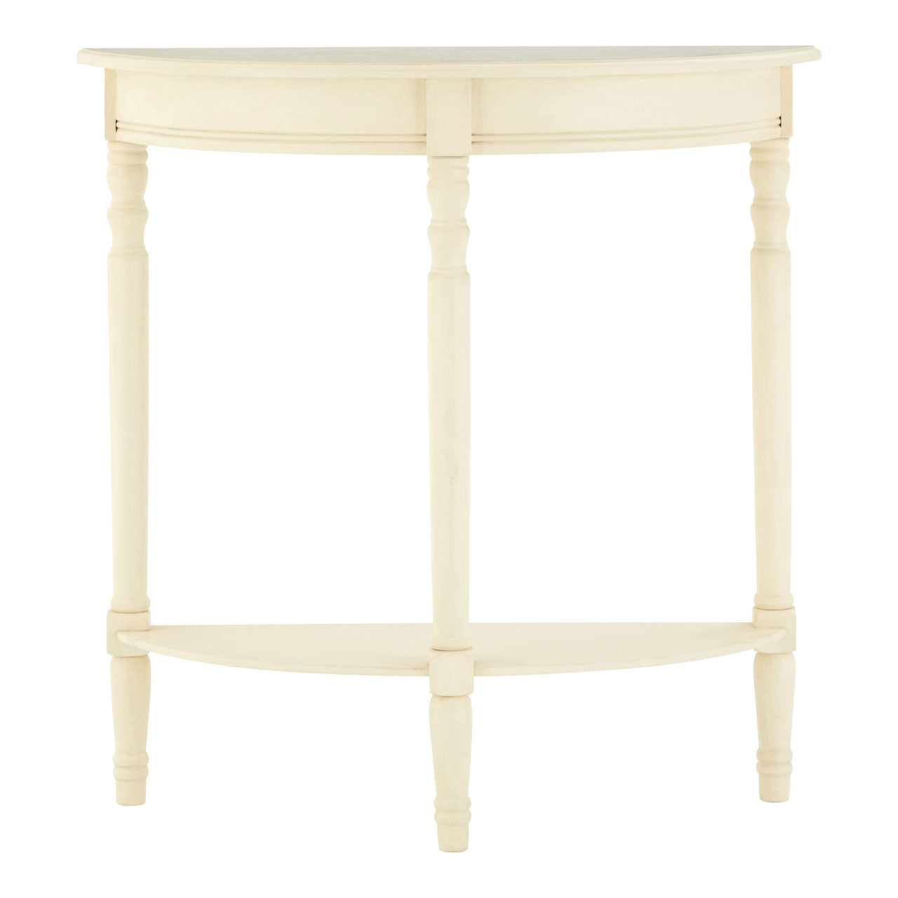 Heritage Console Table Cream