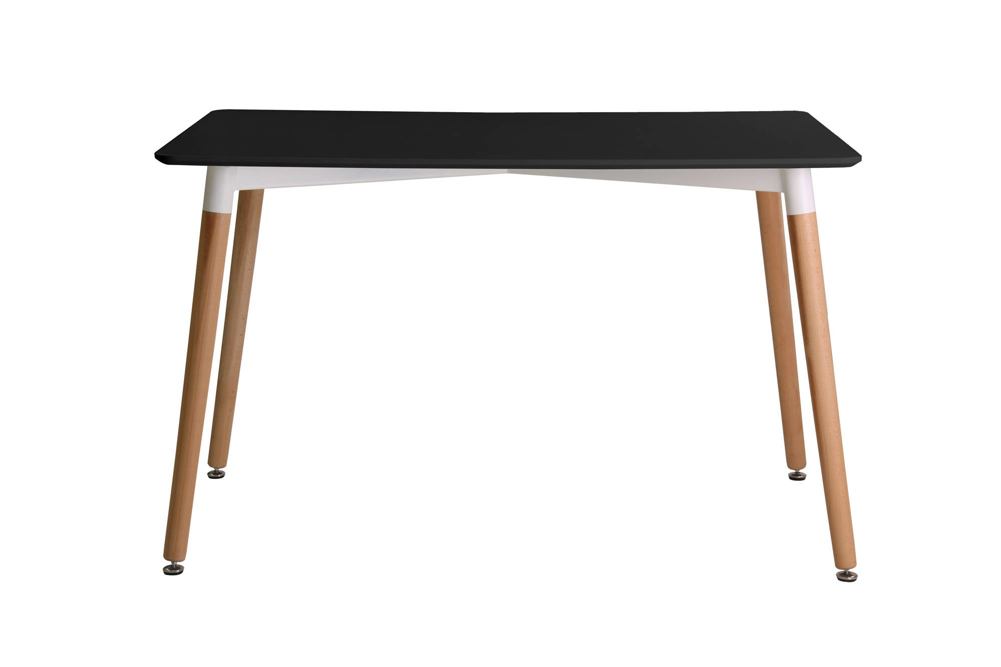 Herning Dining Table in Black - Ezzo