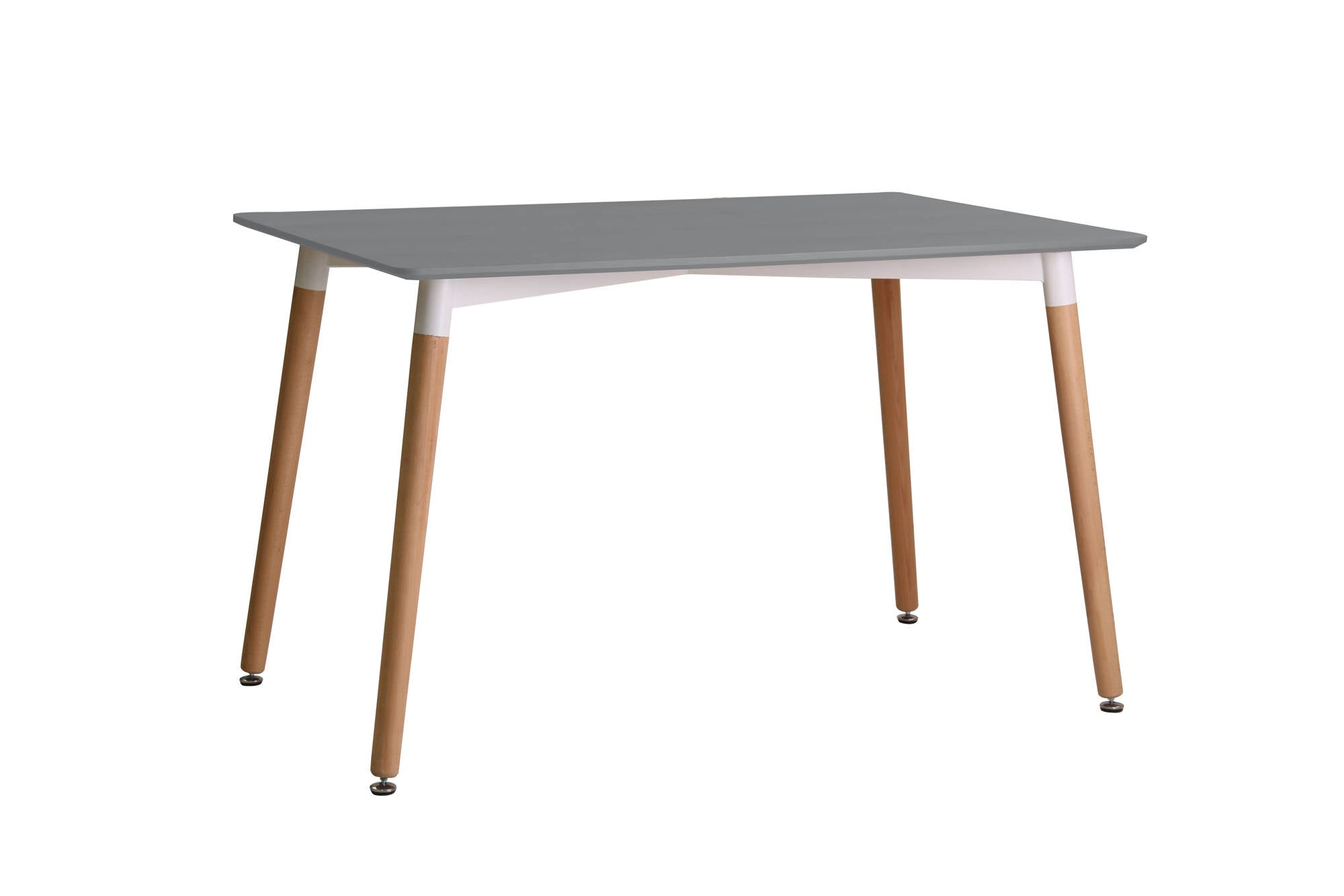 Herning Dining Table in Grey - Ezzo