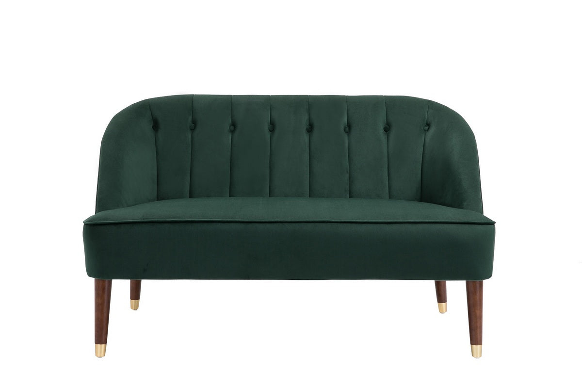 Honnold 2 Seater Sofa in Green