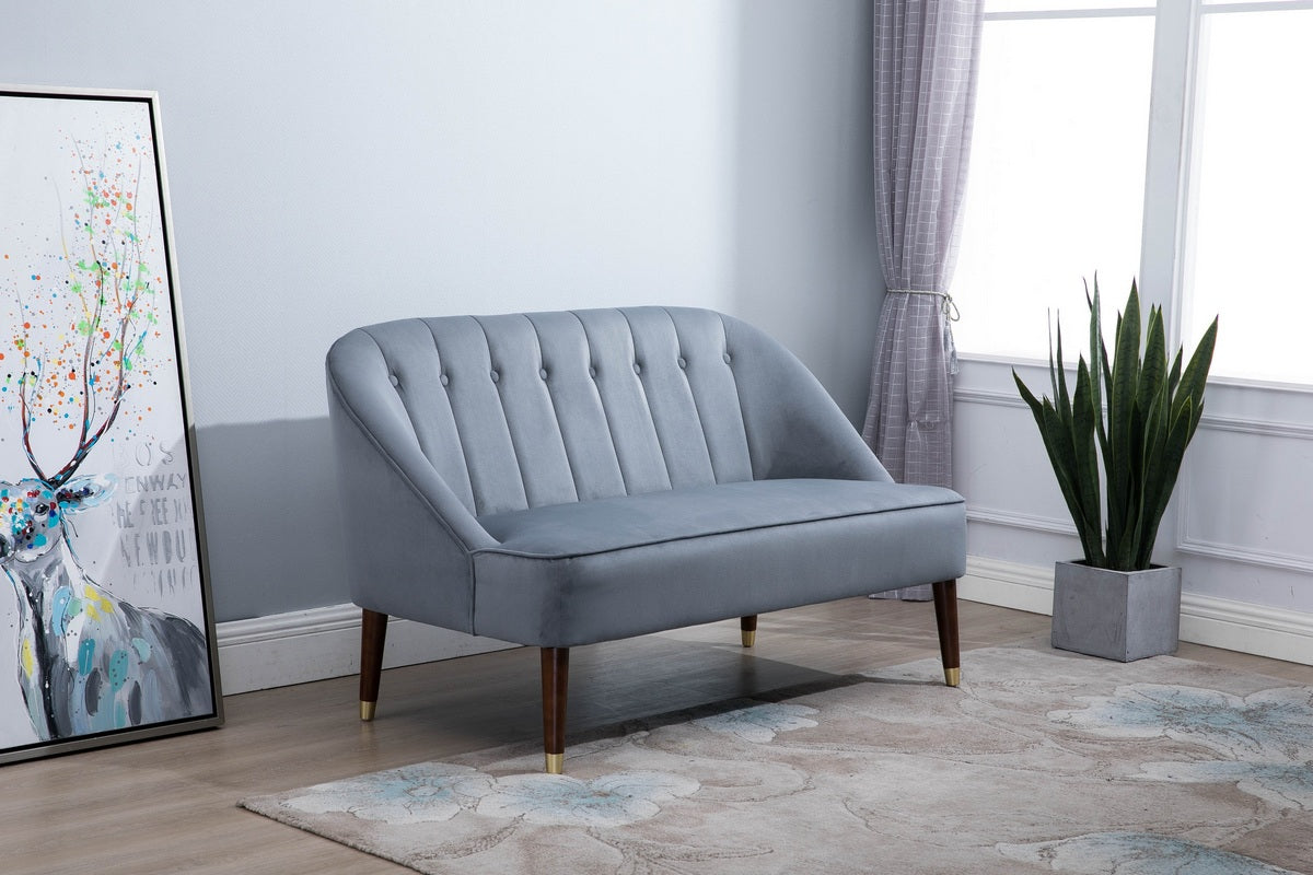 Honnold 2 Seater Sofa in Grey