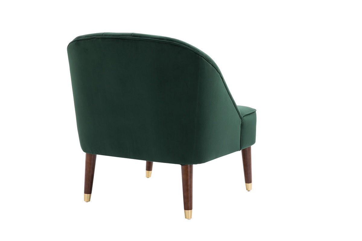 Honnold Chair in Green