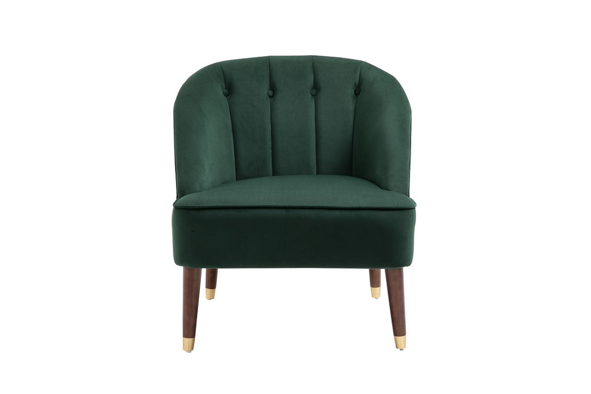 Honnold Chair in Green - Ezzo