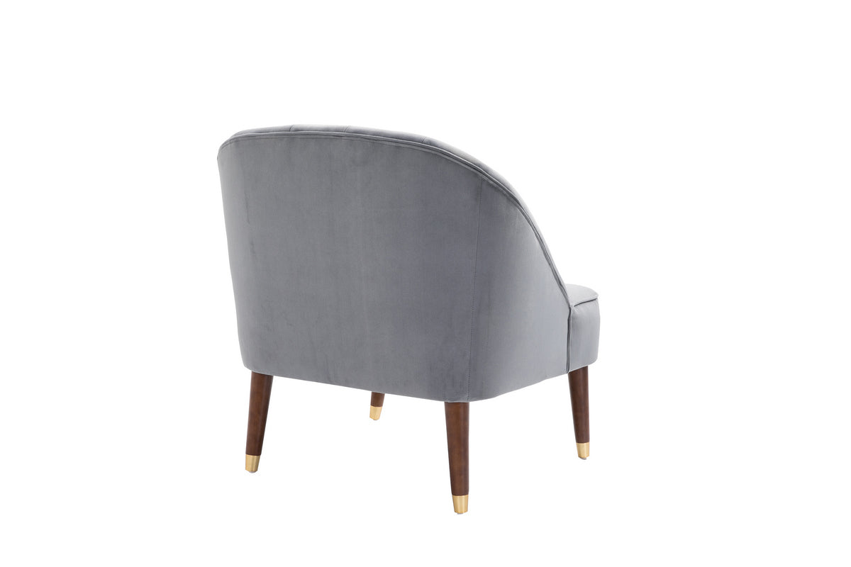 Honnold Chair in Grey
