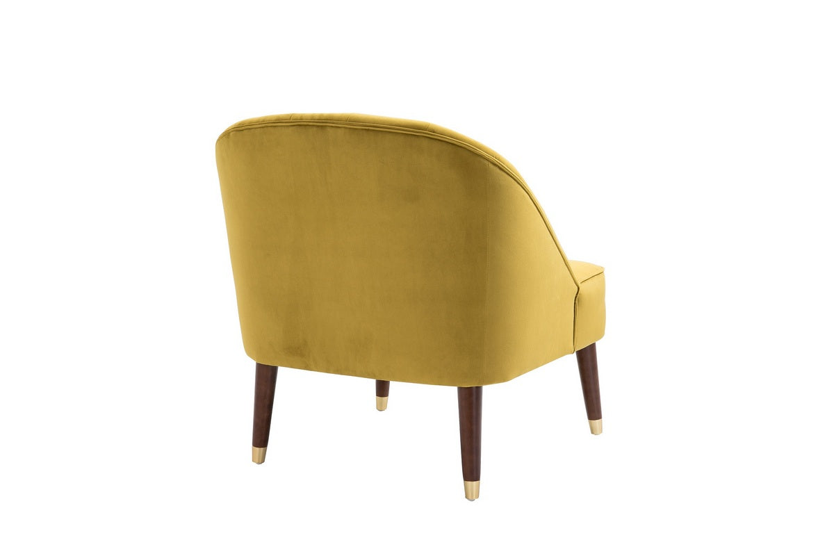 Honnold Chair in Mustard - Ezzo
