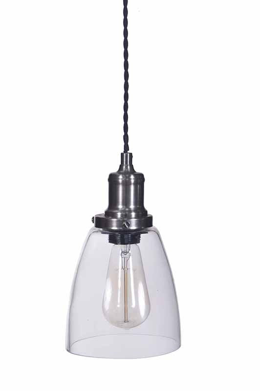 Hoxton Domed Pendant Light - Ezzo