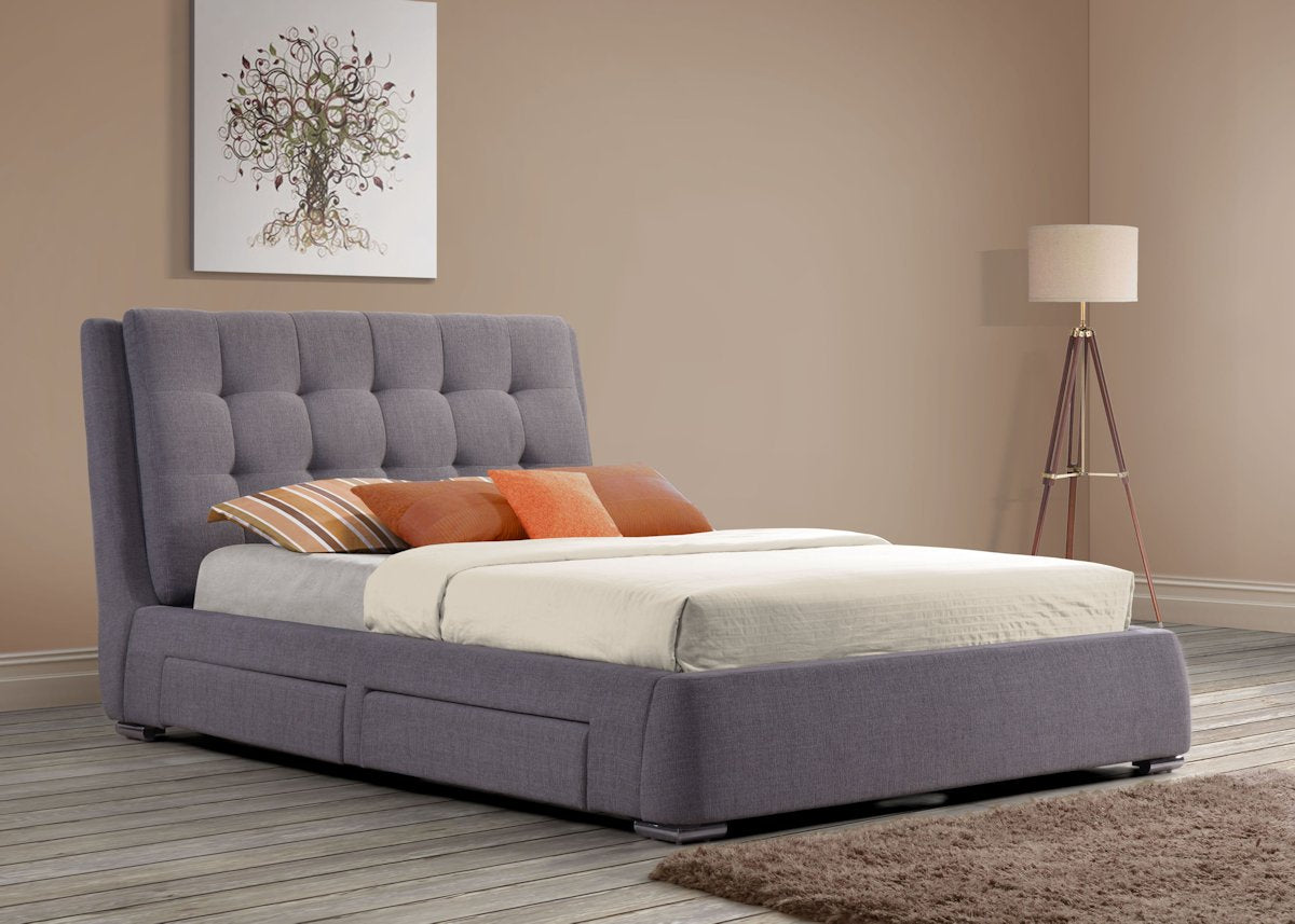 Hyde Super King Size Storage Bed - Ezzo