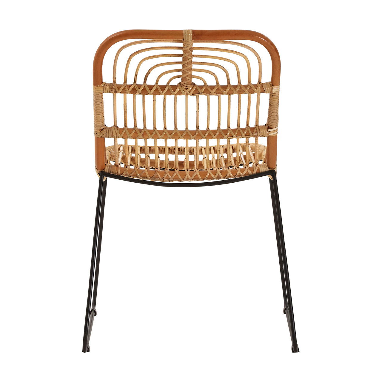 Java Tiger Rattan Chair