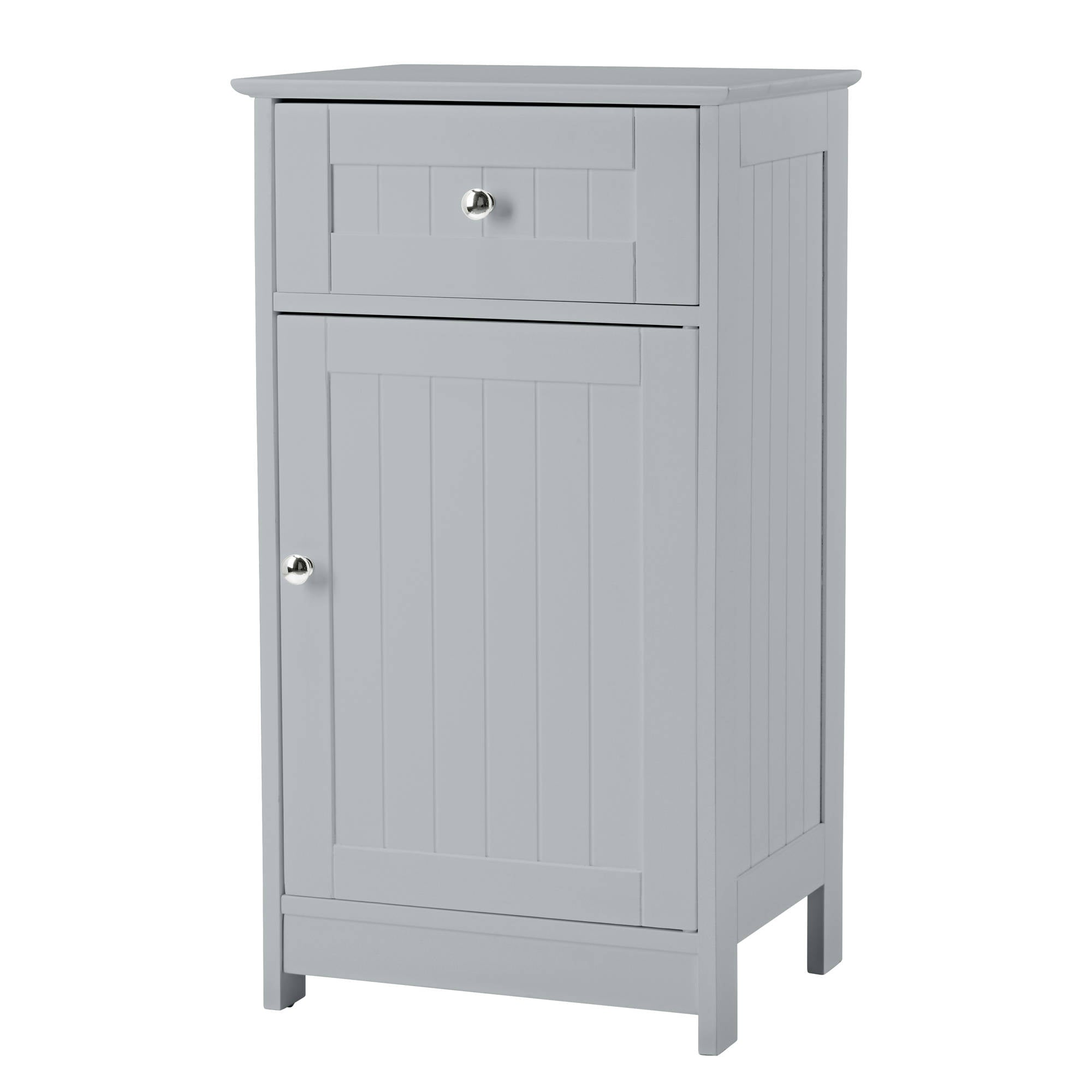 Kodiak Grey Low Storage Cabinet - Ezzo