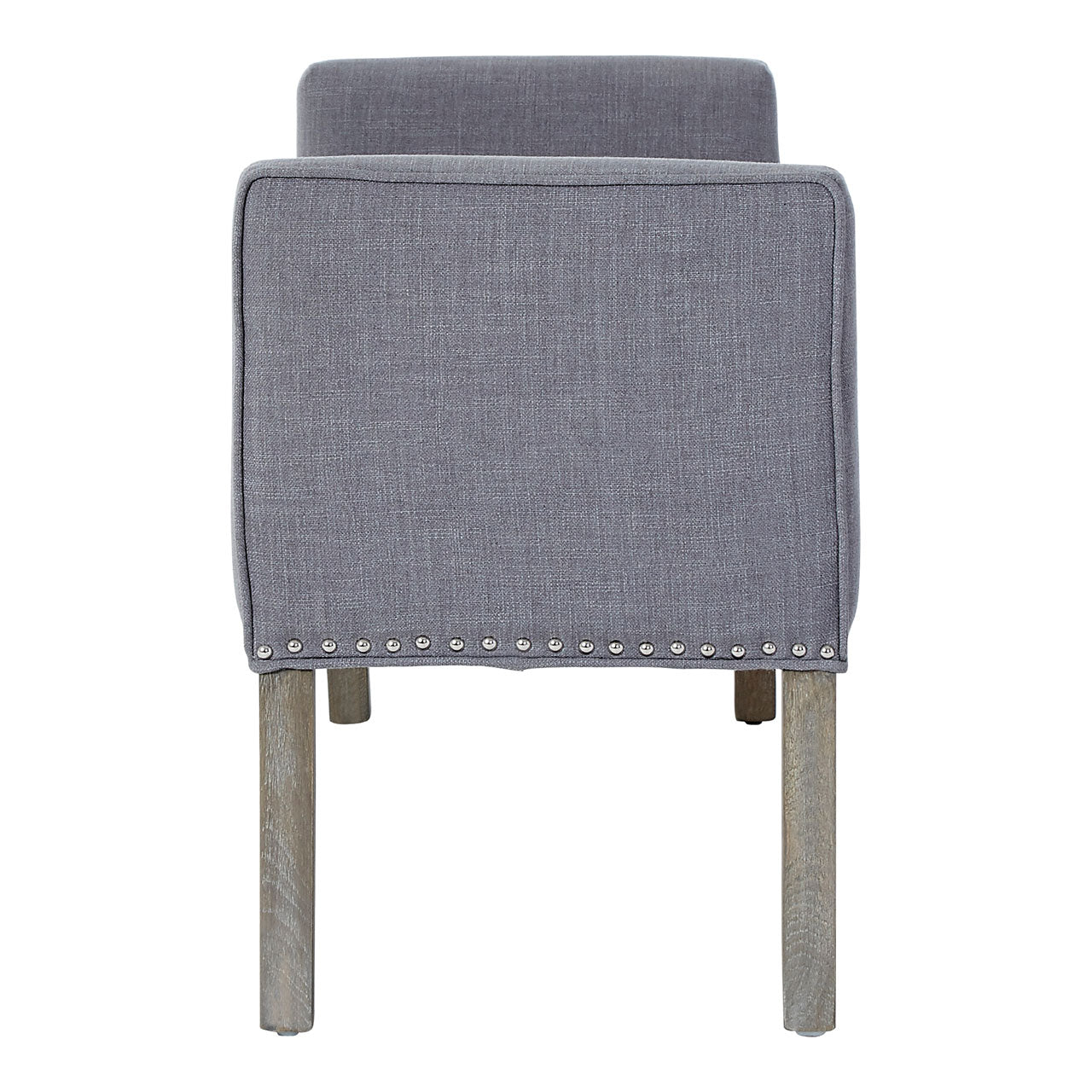 Kensington Townhouse Bench Grey