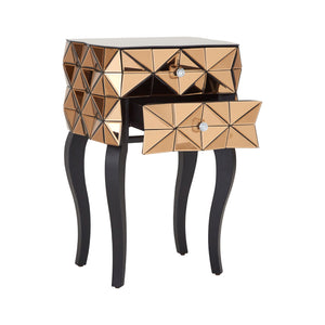 Kensington Townhouse Side Table Copper