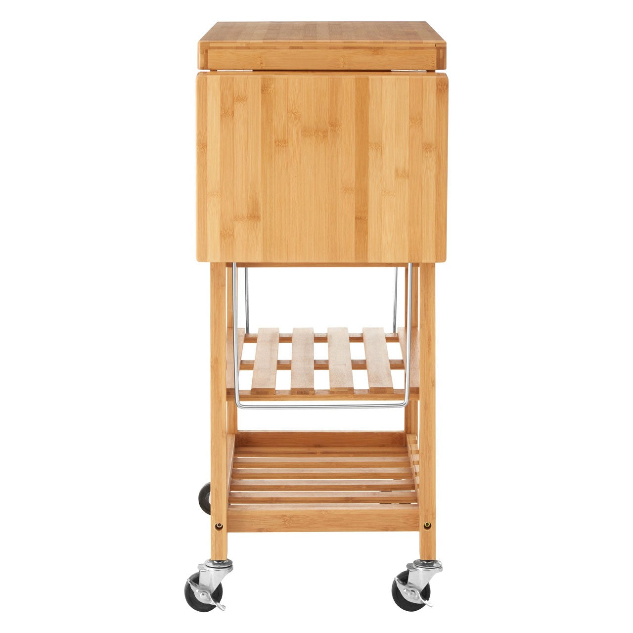 Kitchen Trolley in Natural Bamboo