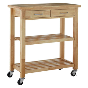 Kitchen Trolley in Hevea