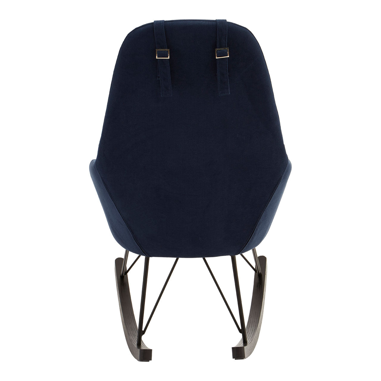 Kolding Blue Fabric Chair