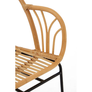 Lagom Fan Backed Chair