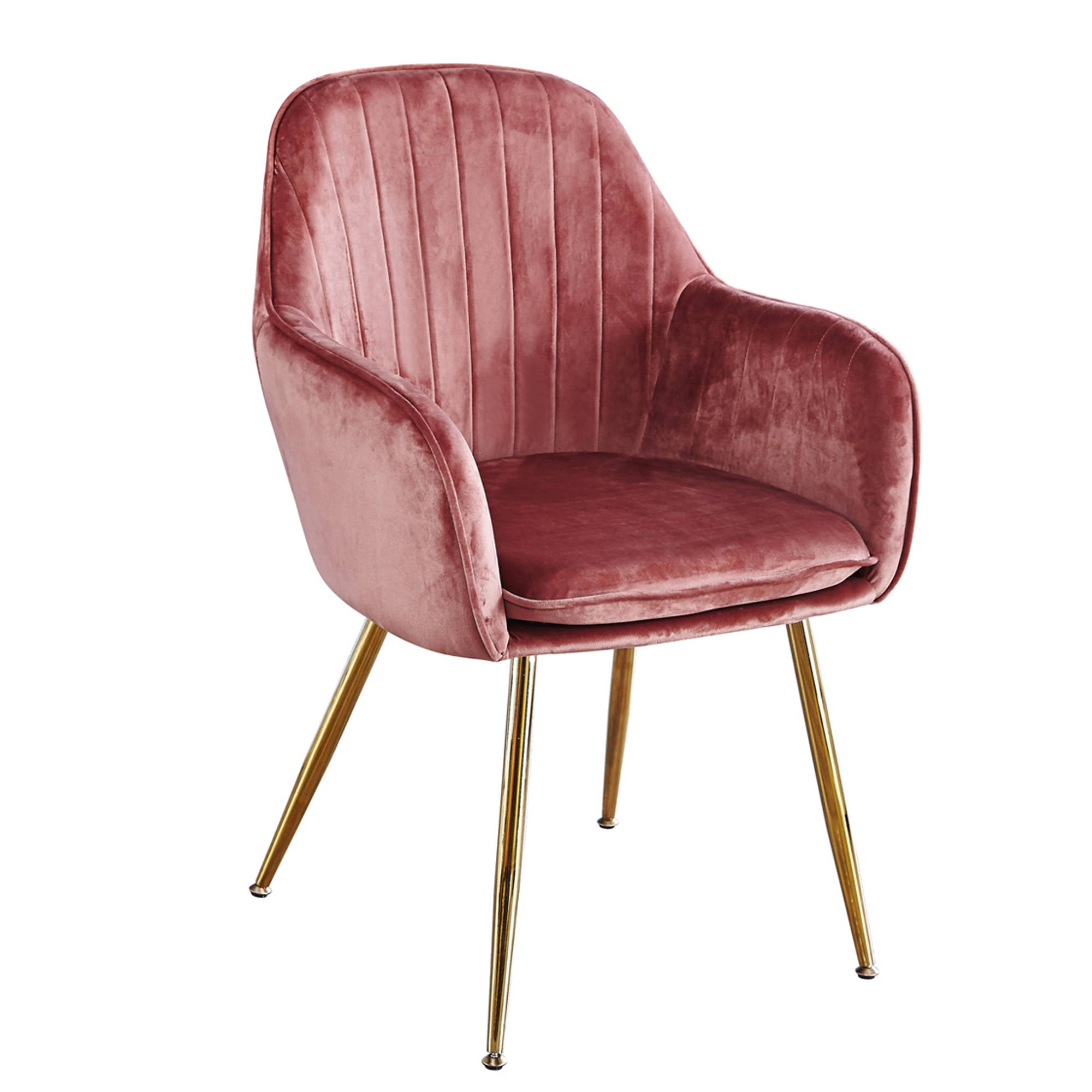 Lares Chair in Vintage Pink - Ezzo