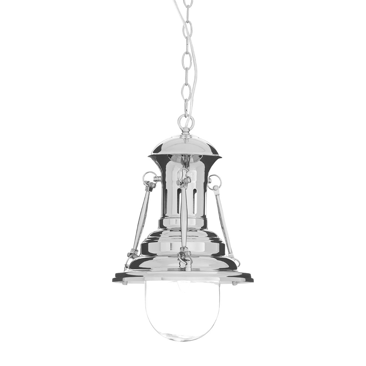 Lexington Polished Pendant Light