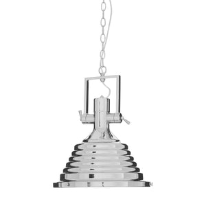 Lexington Chrome Pendant Light Large
