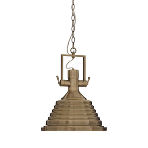 Lexington Pendant Light Brass