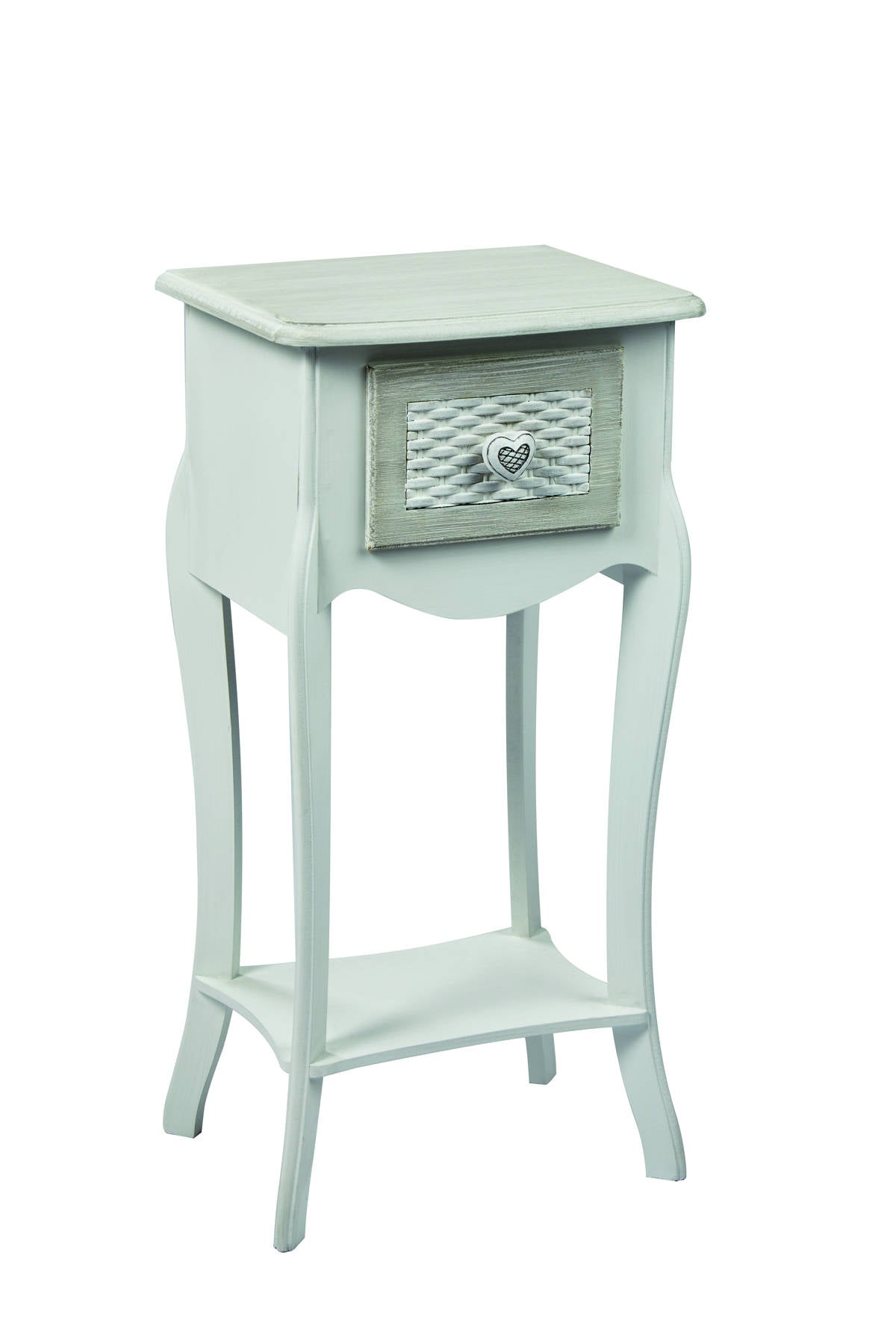 Lorient 1 Drawer Bedside Cabinet - Ezzo