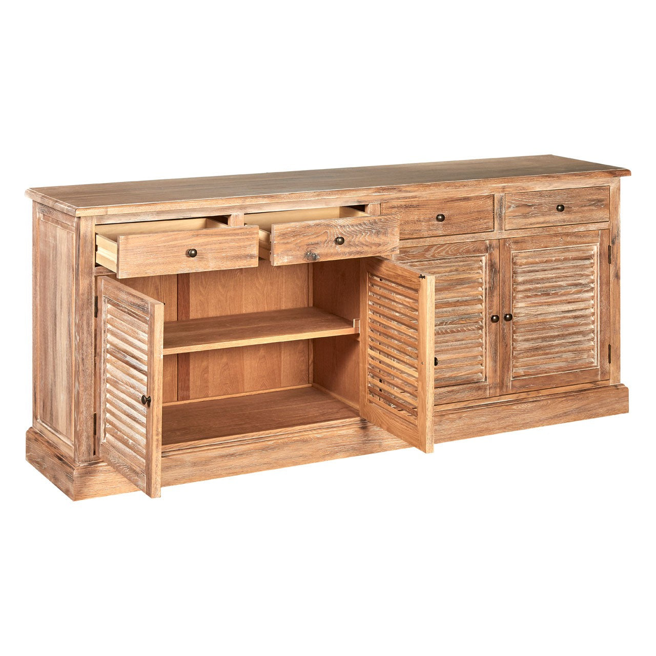 Lyon 2 Shelves Sideboard