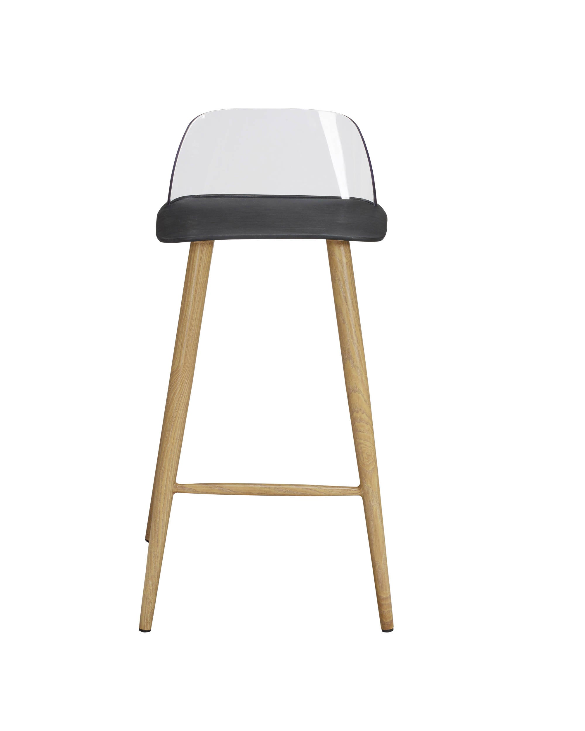 Manresa Stools in Black - Ezzo