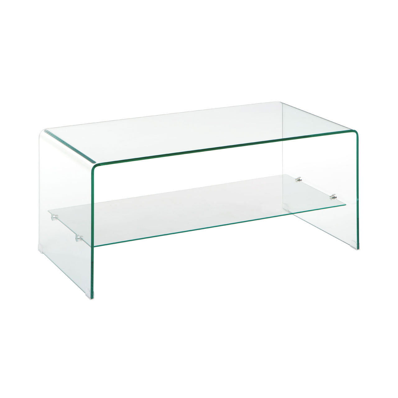 Matrix Coffee Table with Shelf