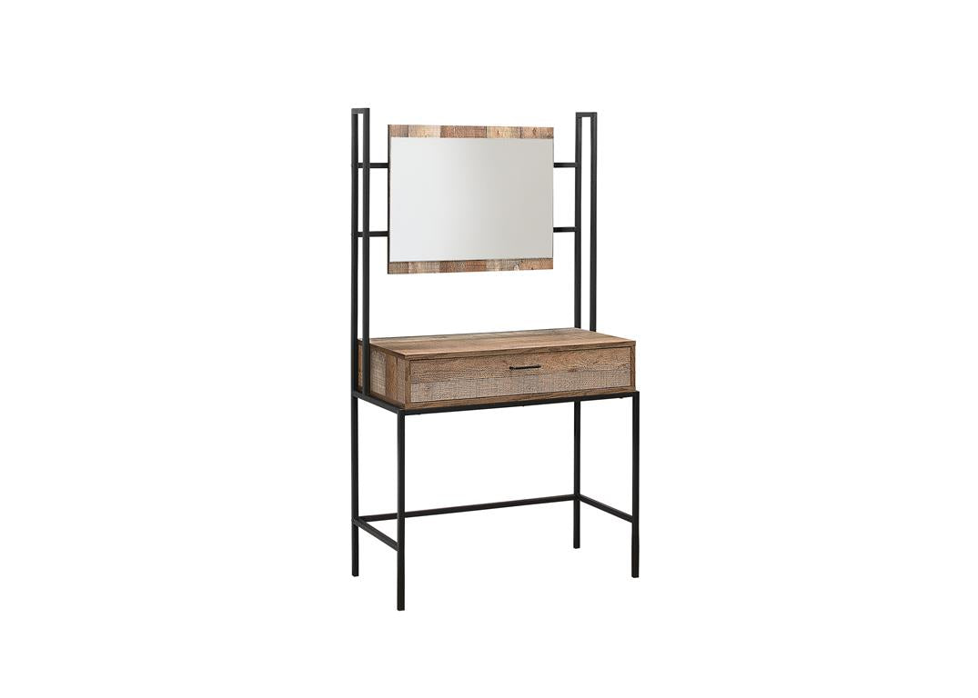 Metro Dressing Table with Mirror - Ezzo