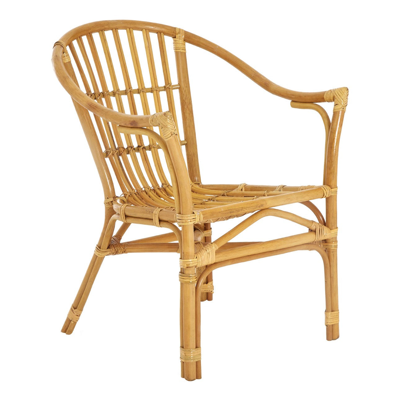 Milano Natural Rattan Furniture Set