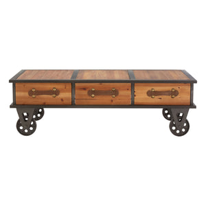 New Foundry Industrial Coffee Table