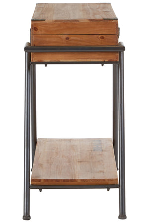 New Foundry Console Table Fir