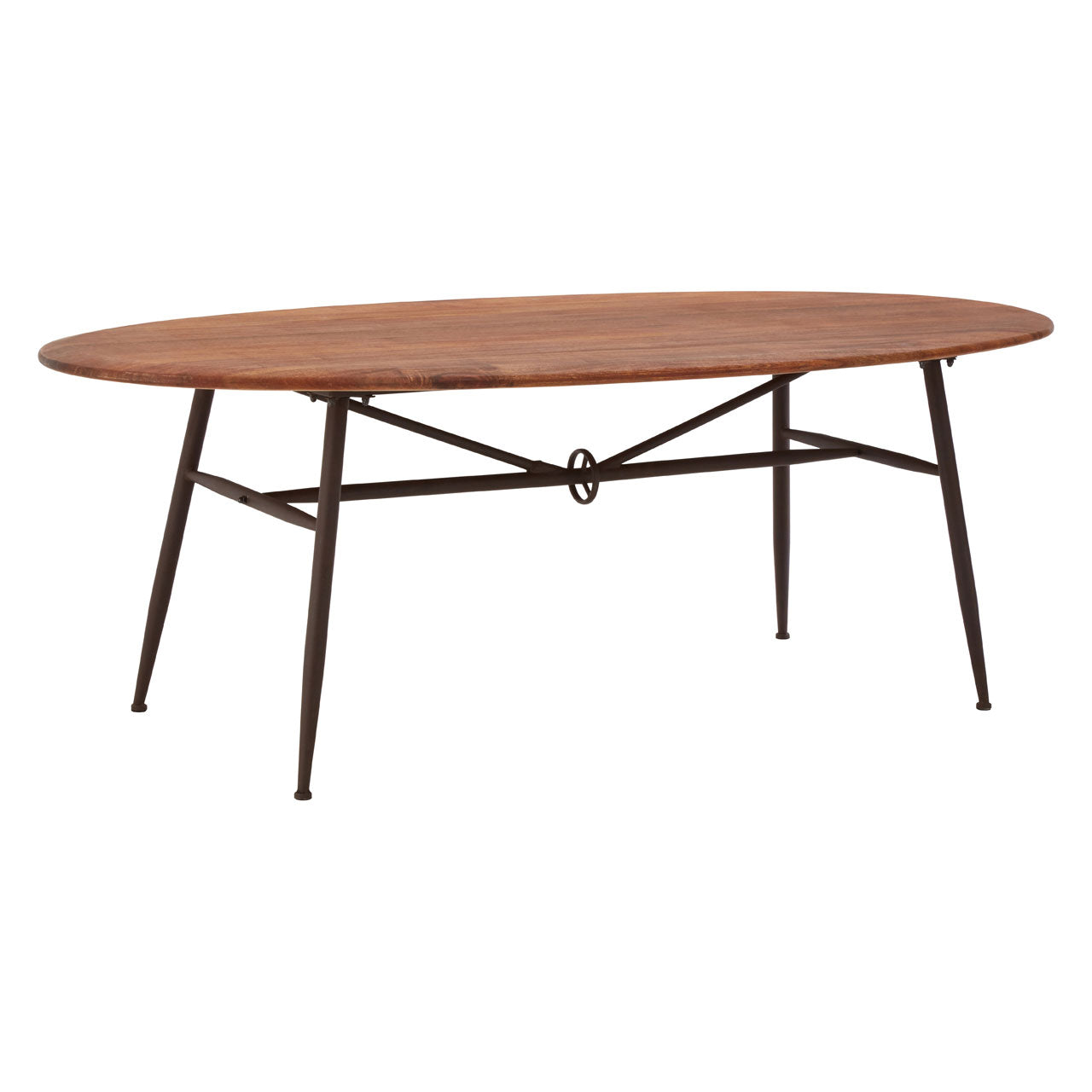New Foundry Oval Dining Table