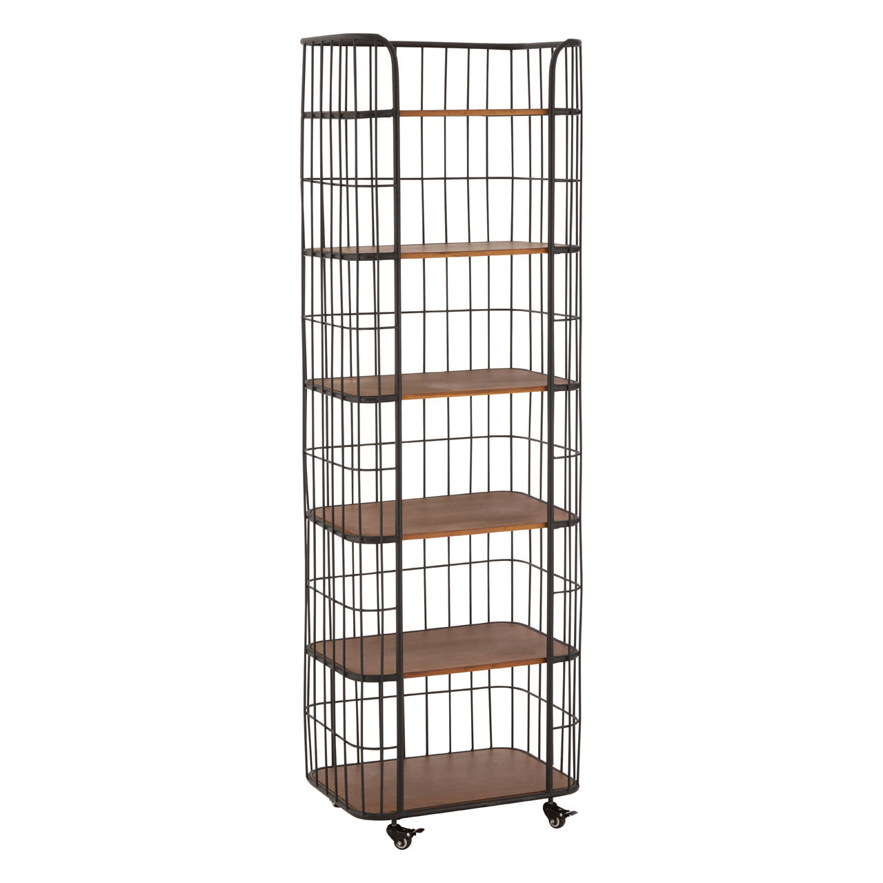 New Foundry Shelf Unit 6 Tier