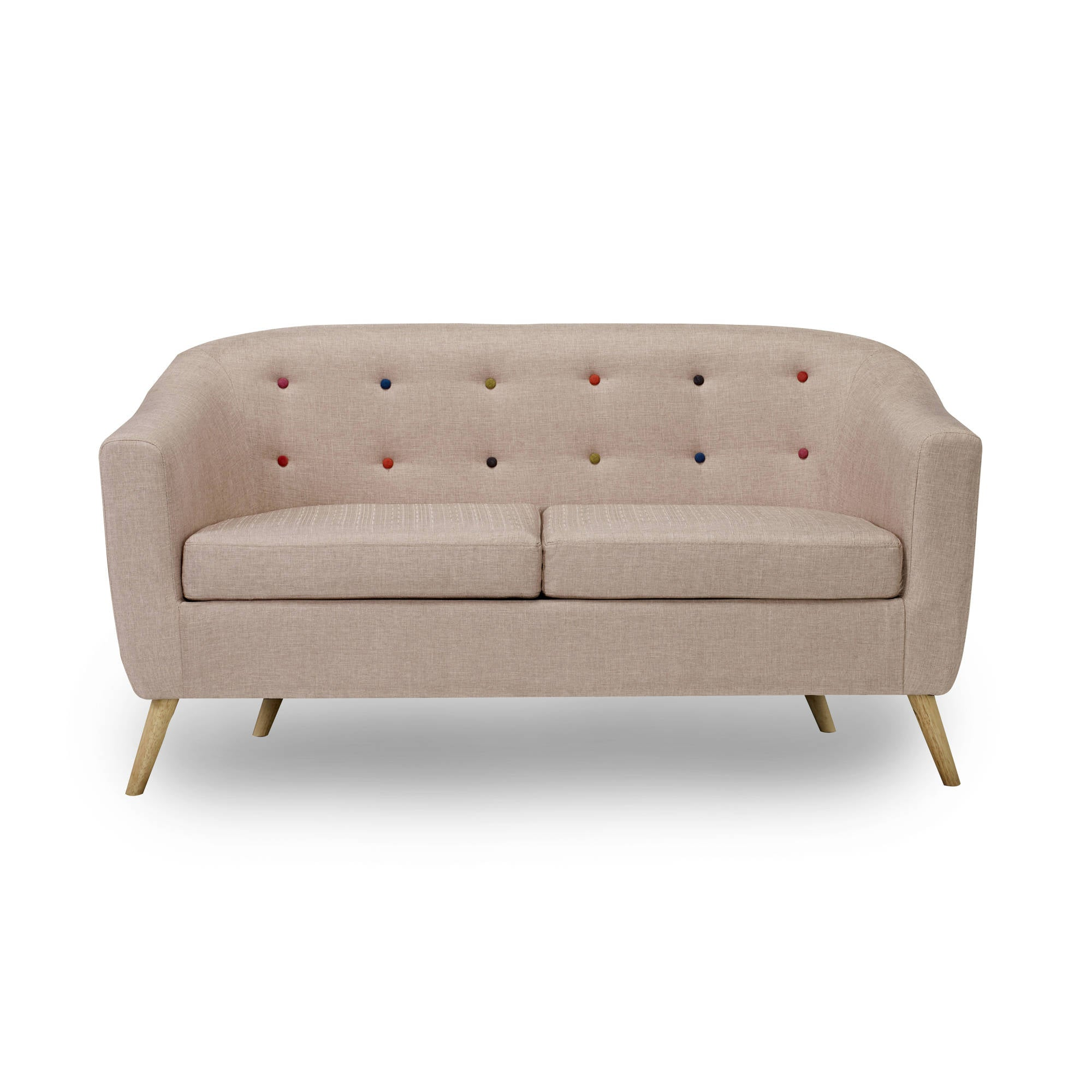 Newburgh Sofa in Beige - Ezzo