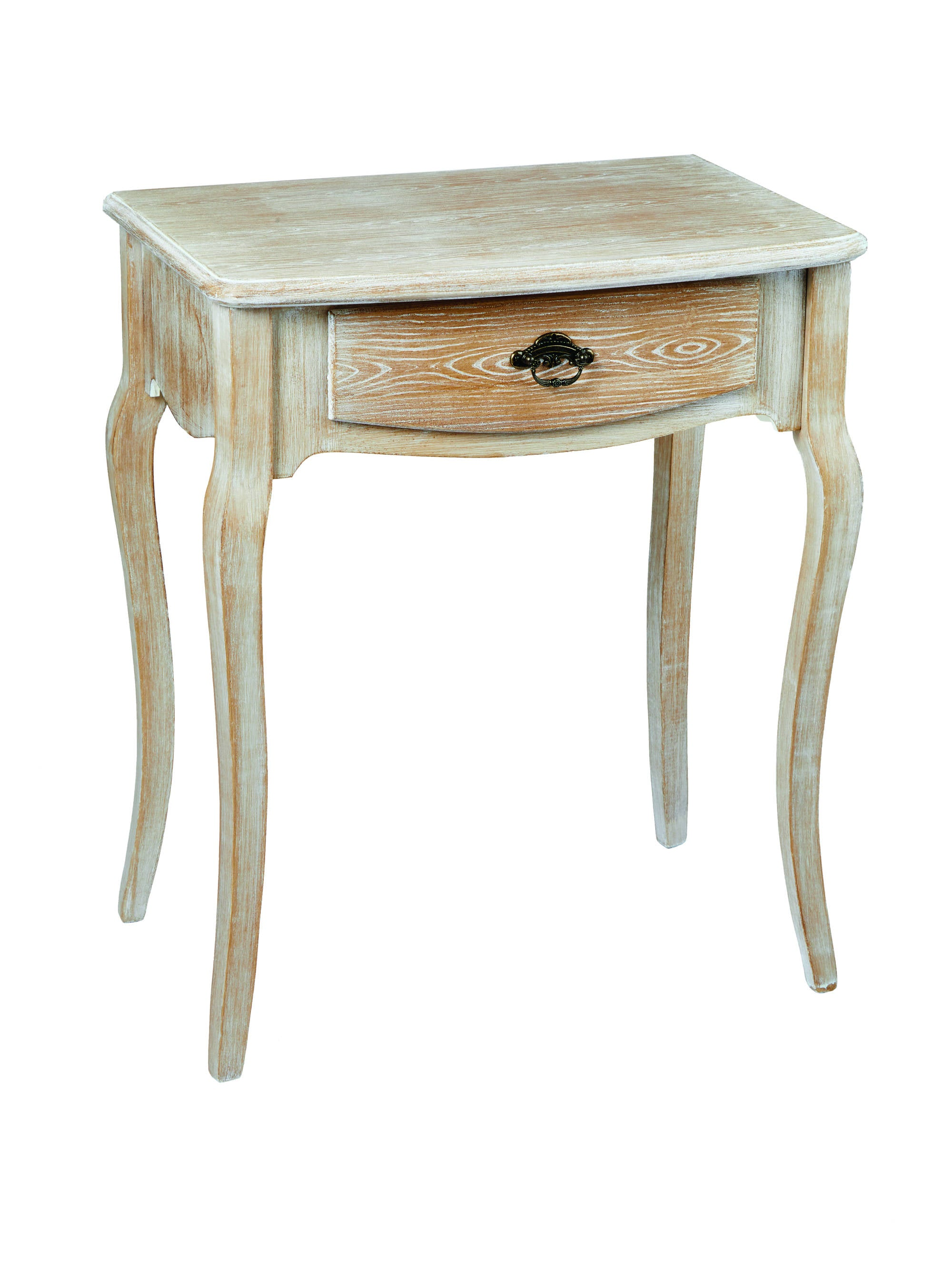 Nimes Lamp Table With Drawer - Ezzo