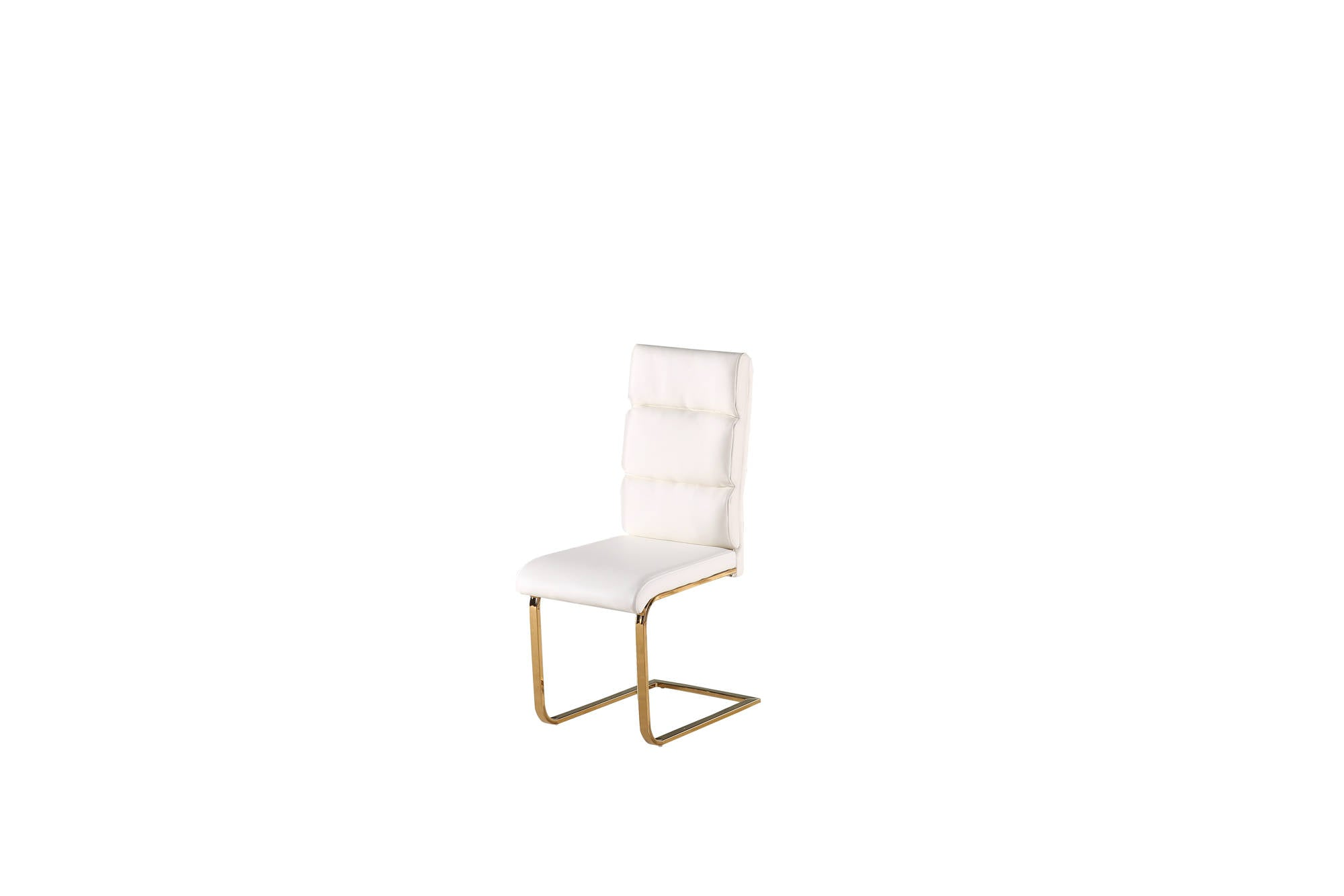 Nova Dining Chair in White Pair - Ezzo