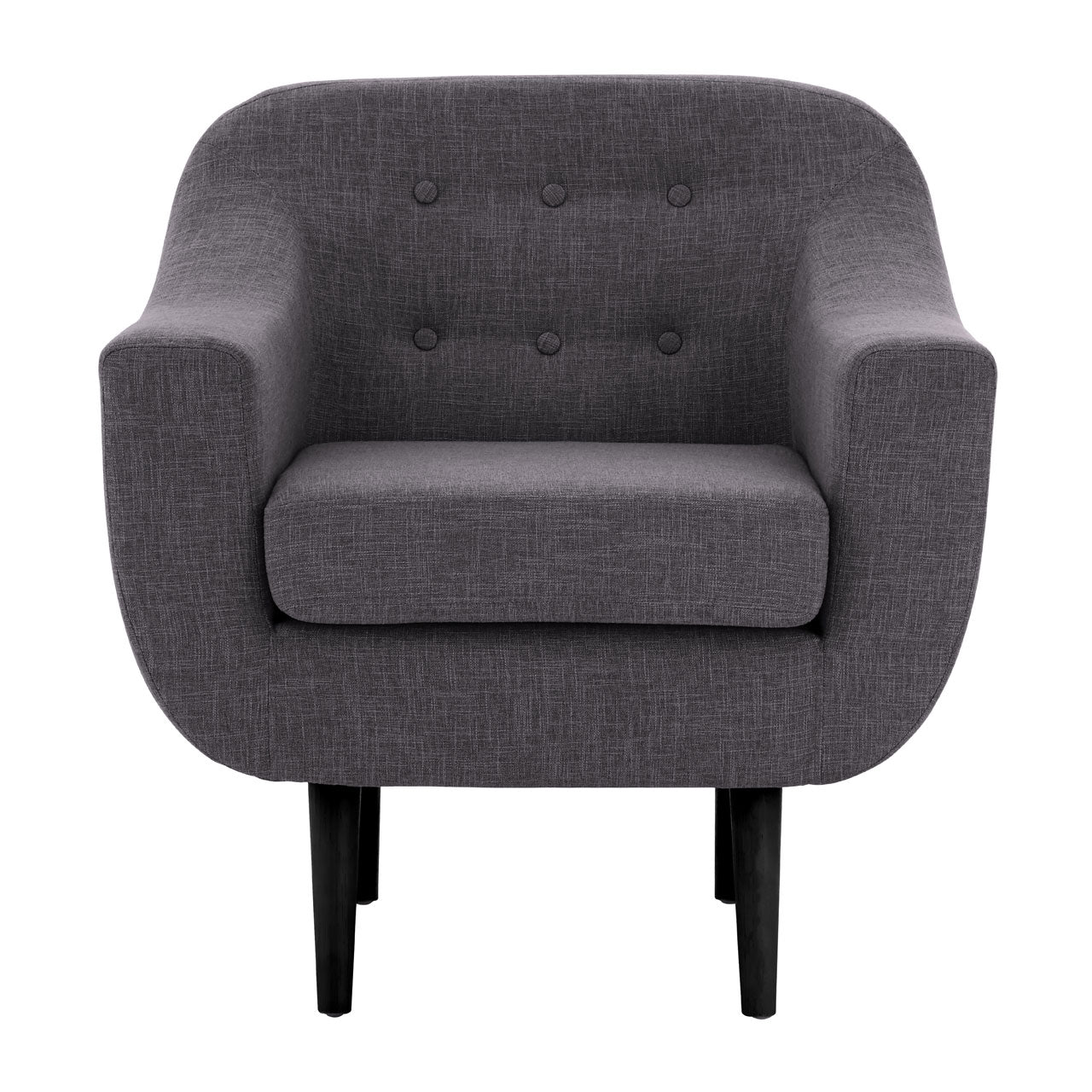 Odense Chair in Grey