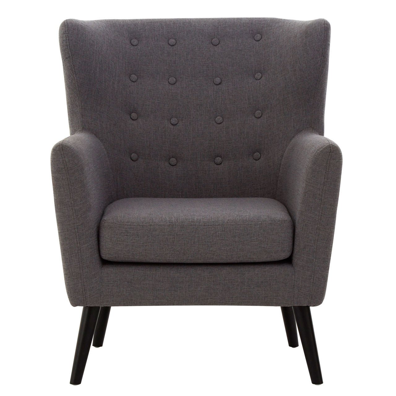 Odense Armchair in Grey