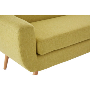 Odense Sofa in Yellow