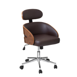 Office Chair Brown