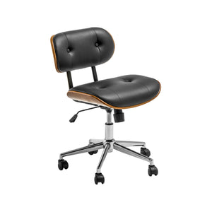 Office Chair in Black no Arms
