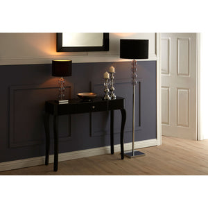 Orchid Console Table Black