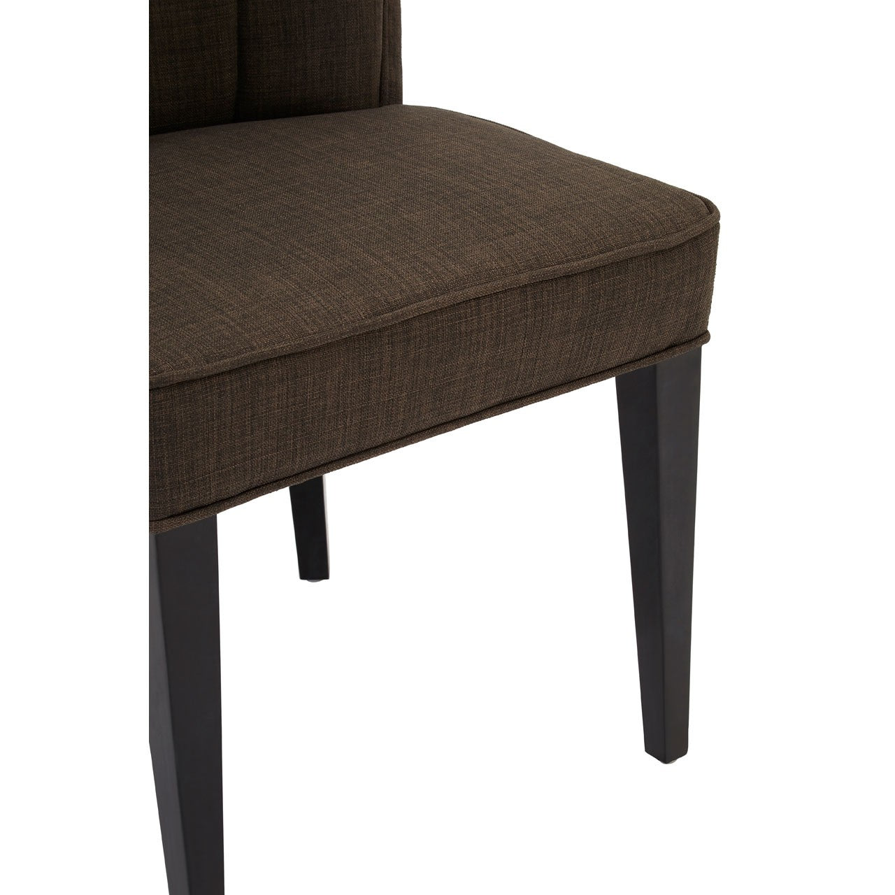 Oria Grey Polyester Dining Chair
