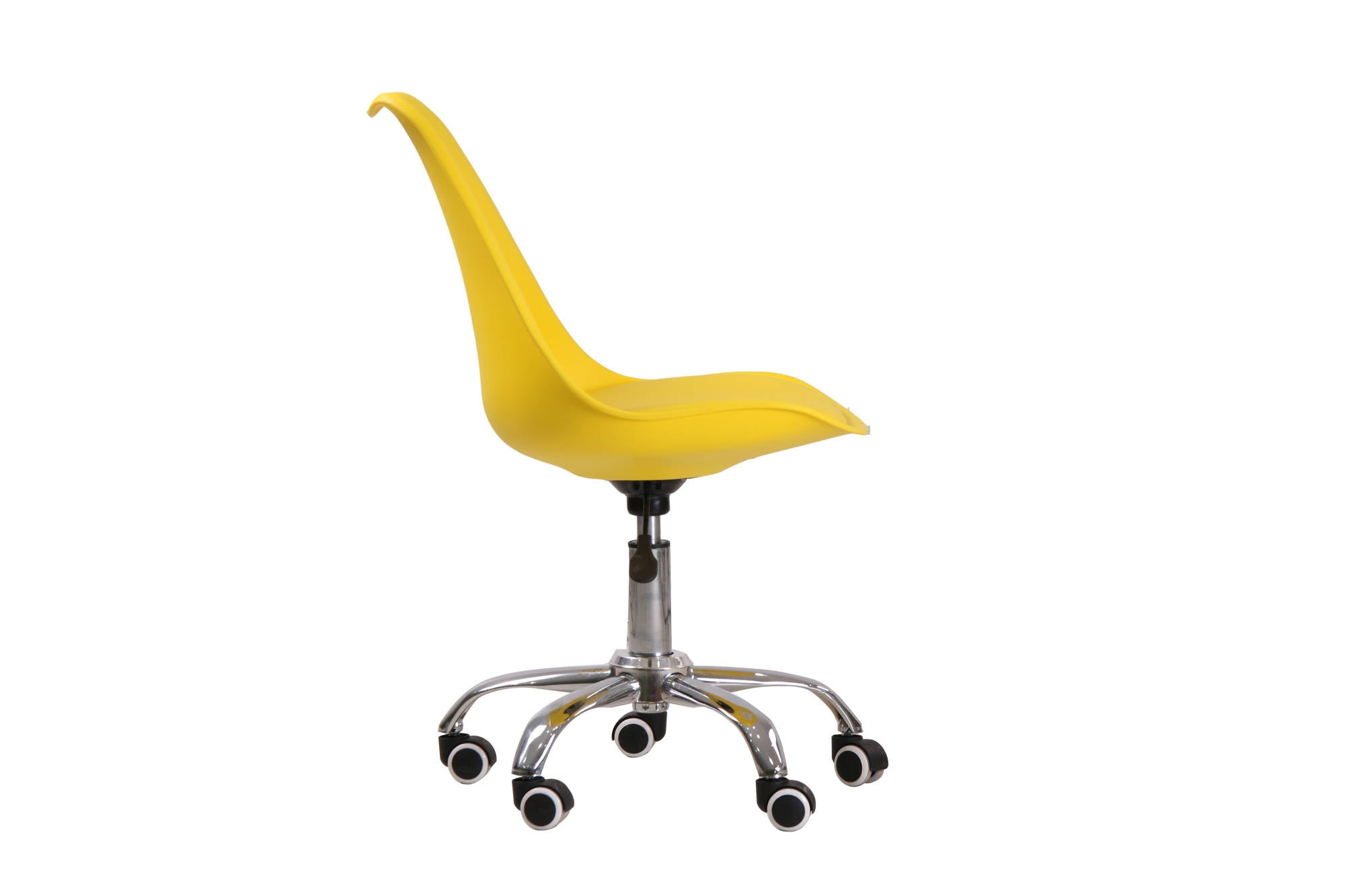 Orren Office Chair in Yellow
