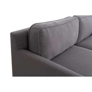 Regents Park 3 Seat Sofa in Grey