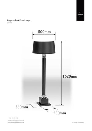 Regents Park Floor Lamp