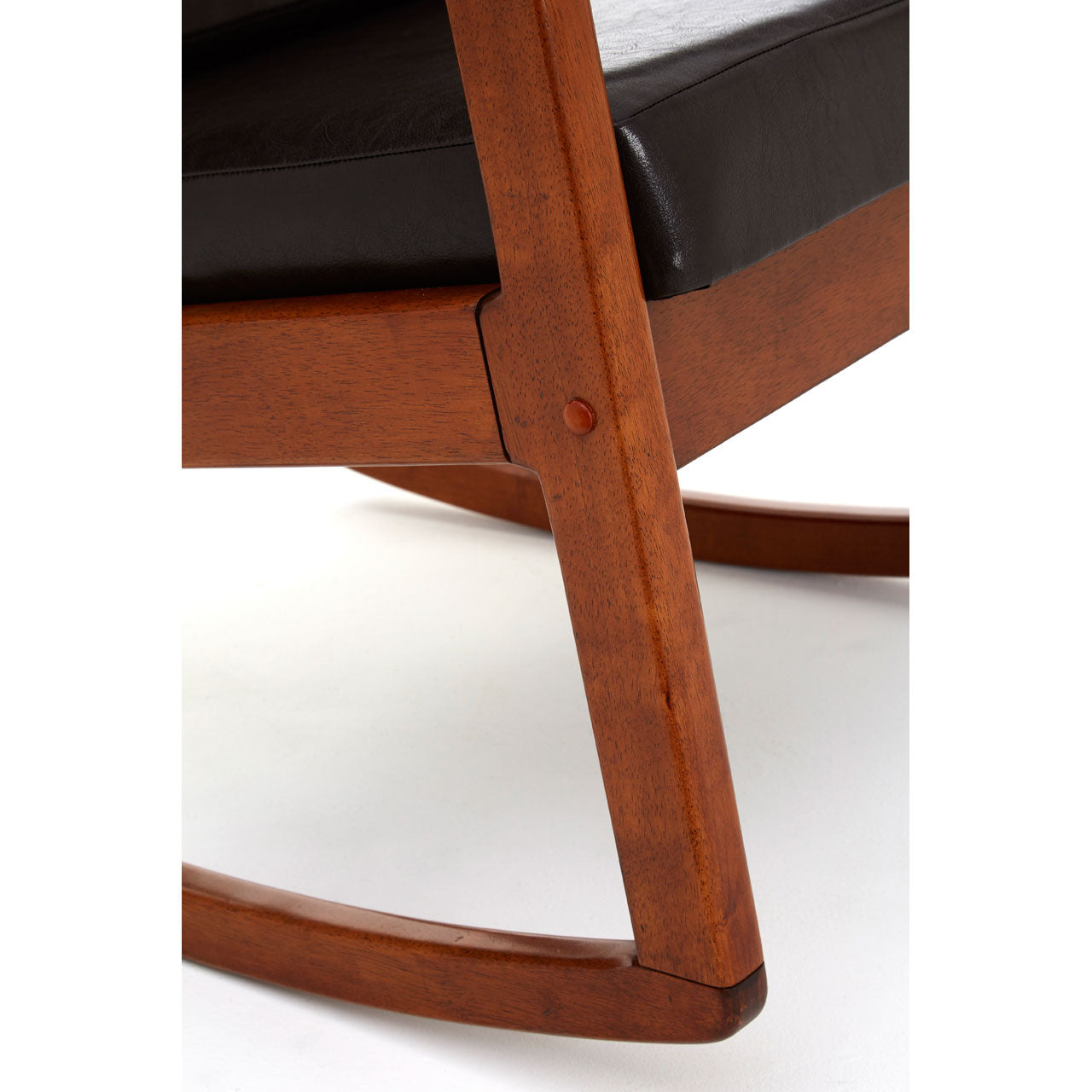 Relax Rocking Chair Faux Leather
