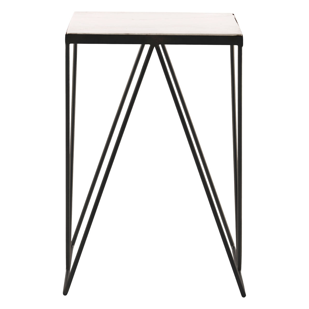 Shalimar Side Table Black