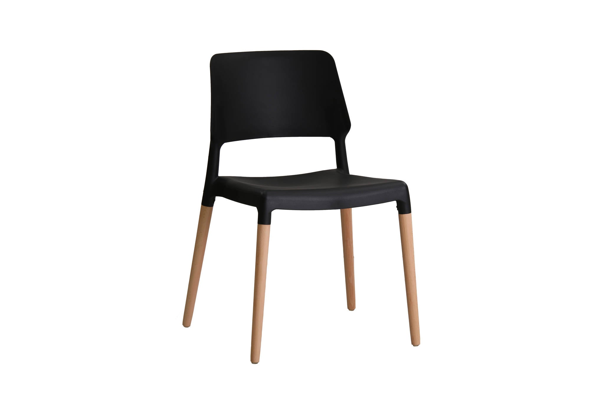 Shore Dining Chairs in Black - Ezzo
