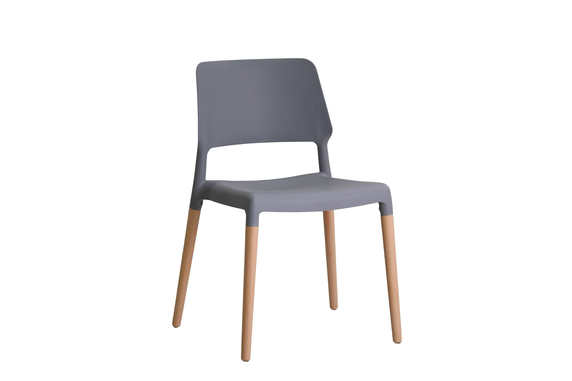 Shore Dining Chairs in Grey - Ezzo